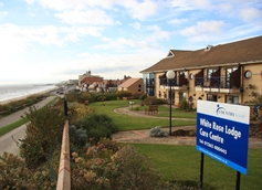 White Rose Lodge Retirement Home, Bridlington, East Riding of Yorkshire