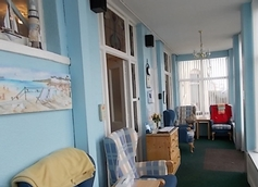 Promenade Residential Care Home Continuing Care Servies, Hornsea, East Riding of Yorkshire