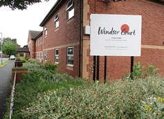 Windsor Court Care Home, Goole, East Riding of Yorkshire