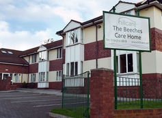 The Beeches Care Home Stockton On Tees Cleveland Teesside