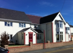 Cherry Tree Care Home EMI EMH Residential Wrexham