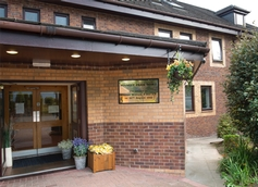 Stanely Park Care Home Paisley Renfrewshire