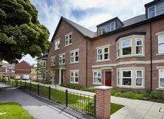 Grove Park Care Home 100 Grove Lane Headingley Leeds