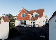 Ocean Breeze Residential Care Home, New Milton, Hampshire