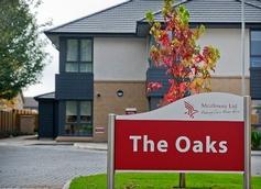 The Oaks Care Facility, Glasgow, Glasgow City
