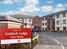 Lostock Lodge Care Home Northwich Cheshire