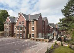 St Brendans Care Home Crowthorne Berkshire
