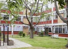 Burgess Park Care Home London