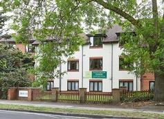 Barchester Brook House Nursing Home, Wembley, London