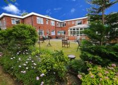 Glebe Court Nursing Home, West Wickham, London