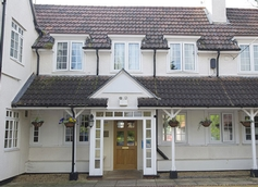 Hadley Lawns Residential & Nursing Home, Hadley Highstone, Barnet, London