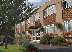Lynton Hall Care Home, New Malden, London