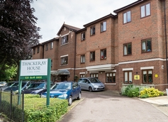 Barchester Thackeray House Care Home Croydon London