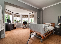 Denham Manor Care Home with Nursing, Uxbridge, Buckinghamshire