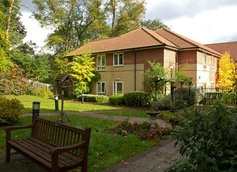 Hazlemere Lodge Care Home, Barn Lane, Off Cedar Avenue ...
