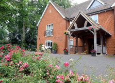 St Mary's Court Care Home, Braintree, Essex
