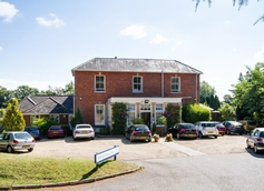 Allenbrook Nursing Home, Fordingbridge, Hampshire