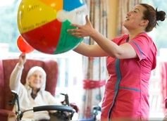 Ashbourne Court Care Home, Andover, Hampshire