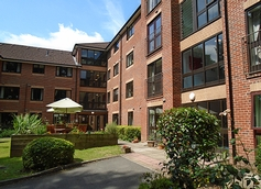 Chandlers Ford Care Home Eastleigh Hampshire