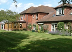 The Dower House Nursing Home, Winchester, Hampshire
