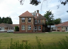 Eastfield Nursing Home, Liss, Hampshire