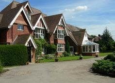 The Grange Nursing Home, Basingstoke, Hampshire