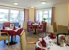 Barchester Marnel Lodge Care Home, Basingstoke, Hampshire