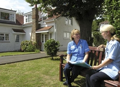 The Elms Nursing Home (Scio Healthcare), Bembridge, Isle of Wight