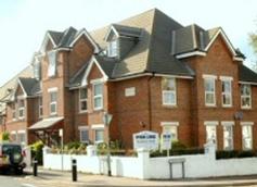 Byron Lodge Nursing Home Gillingham Kent