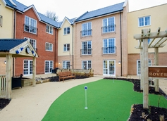 Iffley Residential and Nursing Home, Oxford, Oxfordshire