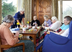 Greathed Manor Nursing Home, Lingfield, Surrey