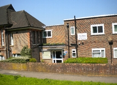 The Elms Nursing Home, Redhill, Surrey