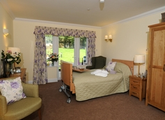 Barchester Hurstwood View, Uckfield, East Sussex