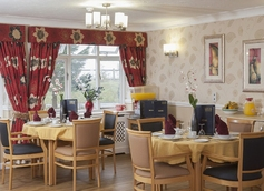 Courtenay House Care Home, King's Lynn, Norfolk
