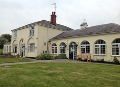Barking Hall Nursing Home, Ipswich, Suffolk