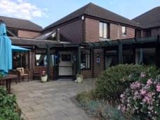 Oakdene Nursing Residential Care Home Wimborne Minster Dorset