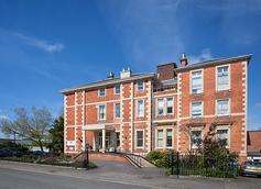 St Faith's Nursing Home, Cheltenham, Gloucestershire