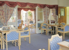 The Grange Care and Nursing Home, Tewkesbury, Gloucestershire