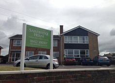 Saintbridge House Nursing & Residential Home, Gloucester, Gloucestershire