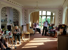 Stinchcombe Manor Nursing Home, Dursley, Gloucestershire
