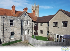St Benedict's Nursing Home Ltd, Glastonbury, Somerset