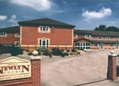 Newlyn Court, Bilston, West Midlands