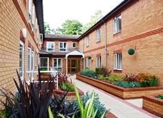 Herons Park Nursing Home & Dementia Unit, Kidderminster, Worcestershire