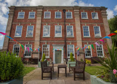 Tutnall Hall Care Home, Bromsgrove, Worcestershire