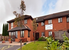 Abbeywell Court Mental Nursing Home, Newcastle-under-Lyme, Staffordshire