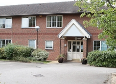 Branston Court Care Home, Burton-on-Trent, Staffordshire