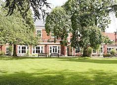 Hammerwich Hall Residential & Nursing Home, Burntwood, Staffordshire