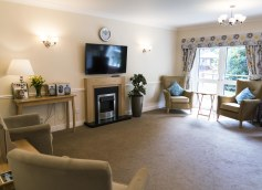 Maple Court Care Home, Stafford, Staffordshire