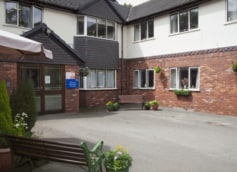 Tall Oaks Care Home, Biddulph, Stoke-on-Trent, Staffordshire