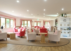 Barrowhill Hall Residential and Nursing Home, Uttoxeter, Staffordshire